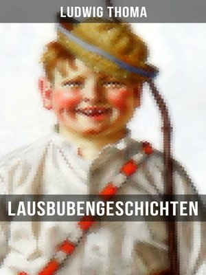 cover image of Lausbubengeschichten