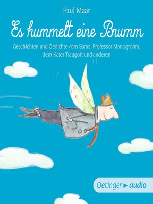 cover image of Es hummelt eine Brumm