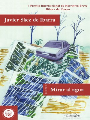 cover image of Mirar al agua