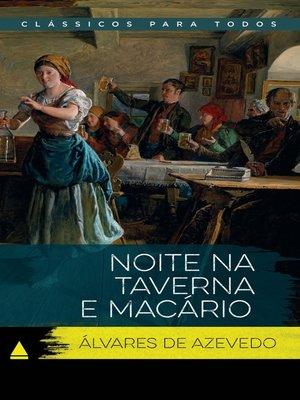 cover image of Noite na Taverna e Macário