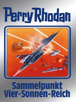 cover image of Perry Rhodan 134