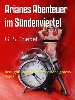 cover image of Arianes Abenteuer im Sündenviertel