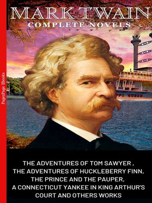 cover image of Mark Twain