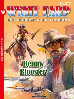 cover image of Wyatt Earp 217 – Western
