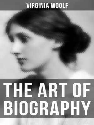 cover image of THE ART OF BIOGRAPHY