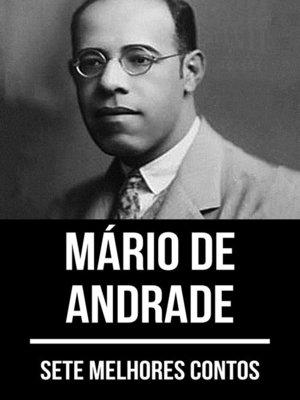 cover image of 7 melhores contos de Mário de Andrade