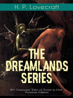 cover image of The Dreamlands Series