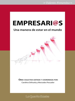 cover image of Empresarias
