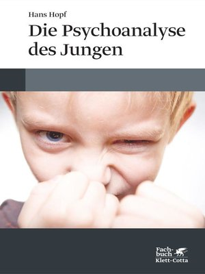 cover image of Die Psychoanalyse des Jungen