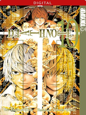 cover image of Death Note 10