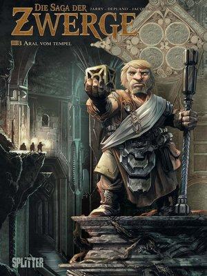 cover image of Die Saga der Zwerge. Band 3