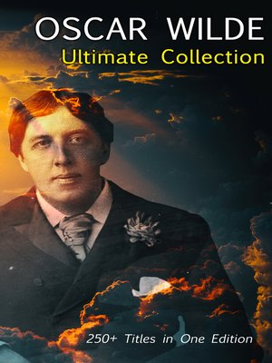cover image of OSCAR WILDE Ultimate Collection