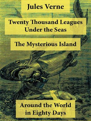 cover image of Twenty Thousand Leagues Under the Seas and more