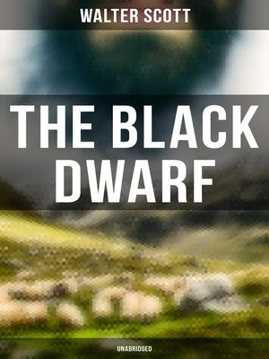 cover image of The Black Dwarf (Unabridged)