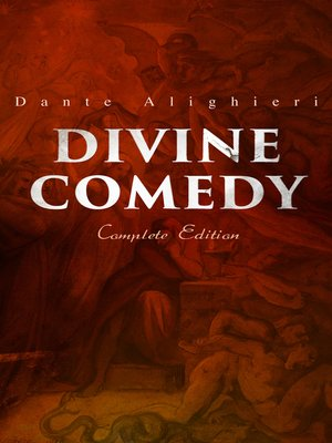 cover image of Divine Comedy (Complete Edition)