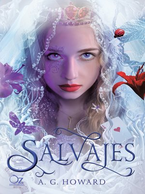 cover image of Salvajes