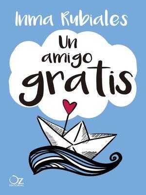 cover image of Un amigo gratis