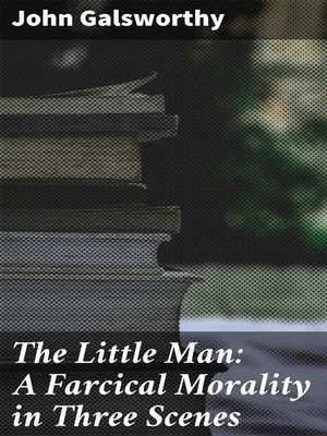 cover image of The Little Man