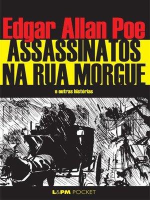 cover image of Assassinatos na Rua Morgue