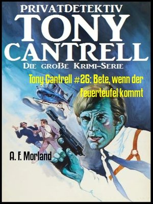 cover image of Tony Cantrell #26
