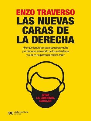 cover image of Las nuevas caras de la derecha