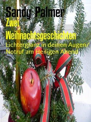 cover image of Zwei Weihnachtsgeschichten