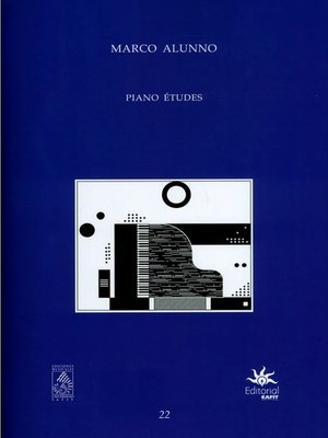 cover image of Piano Êtudes