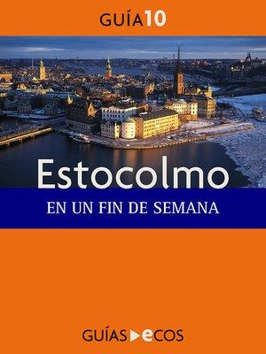 cover image of Estocolmo