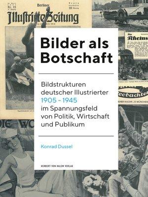 cover image of Bilder als Botschaft