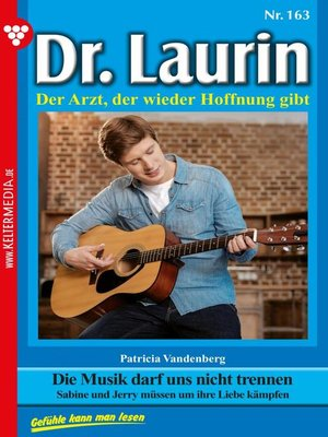 cover image of Dr. Laurin 163 – Arztroman