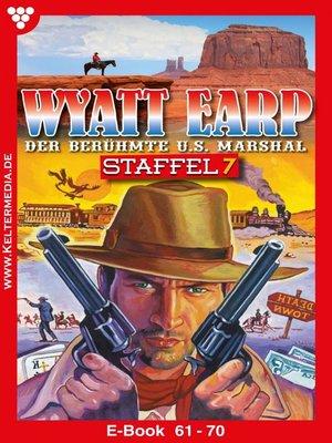 cover image of Wyatt Earp Staffel 7 – Western