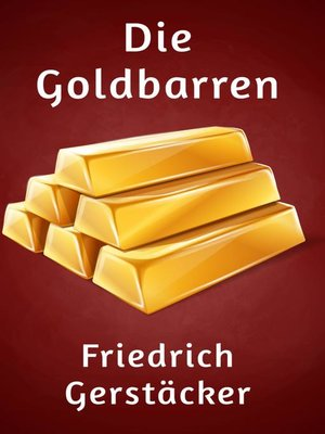 cover image of Die Goldbarren
