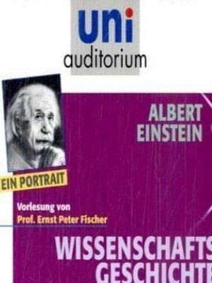 cover image of Albert Einstein--Ein Portrait
