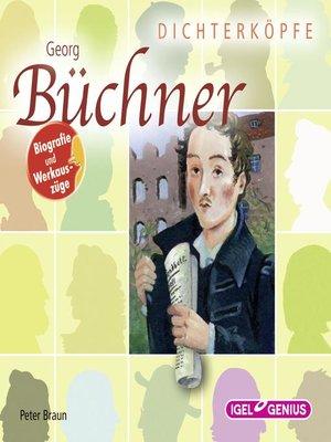 cover image of Dichterköpfe. Georg Büchner