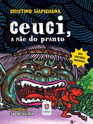 cover image of Ceuci, a mãe do pranto