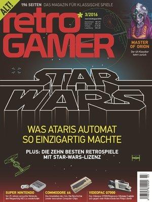 cover image of Retro Gamer 3/2016