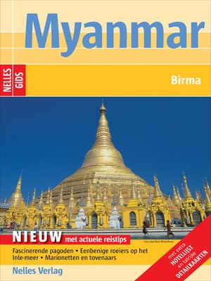 cover image of Nelles Gids Myanmar