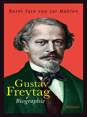cover image of Gustav Freytag