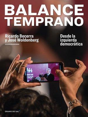 cover image of Balance temprano