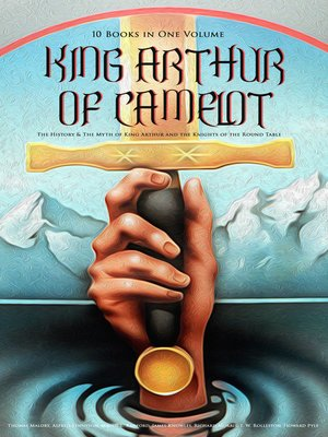 cover image of KING ARTHUR OF CAMELOT