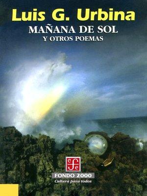 cover image of Mañana de sol y otros poemas
