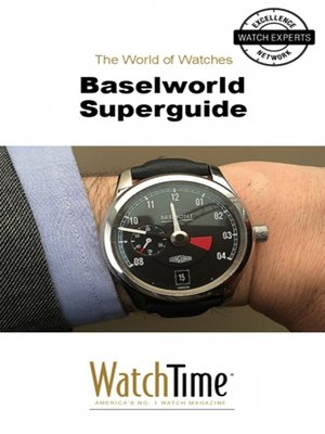 cover image of Baselworld Superguide