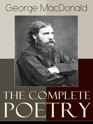 cover image of The Complete Poetry of George MacDonald