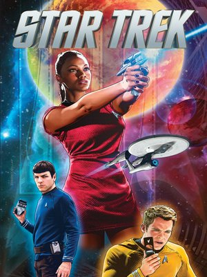 cover image of Star Trek Comicband 16