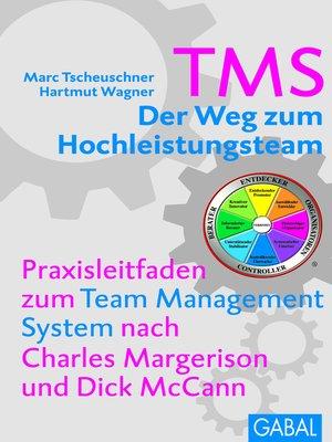 cover image of TMS--Der Weg zum Höchstleistungsteam