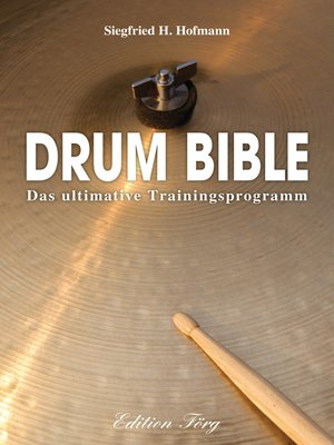 cover image of Drum Bible