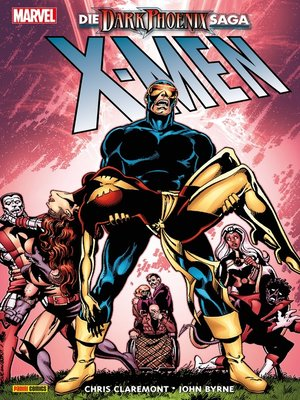 cover image of X-Men--Dark Phoenix Saga