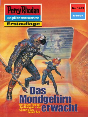 cover image of Perry Rhodan 1499
