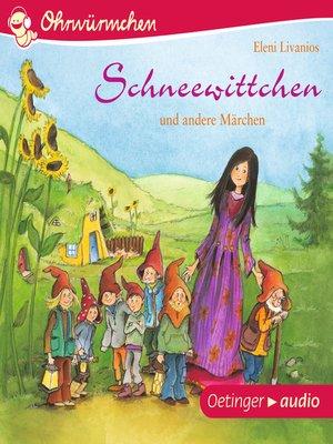cover image of Schneewittchen und andere Märchen