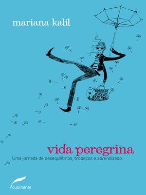 cover image of Vida peregrina